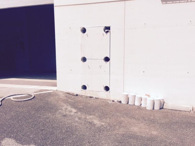 comment cr er une ouverture dans un mur en b ton de 20 cm d 39 paisseur forsciedrome. Black Bedroom Furniture Sets. Home Design Ideas